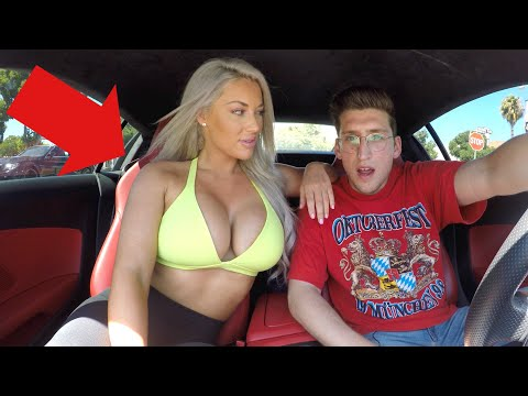 Uber Driver Raps To Girl & Gets Date!