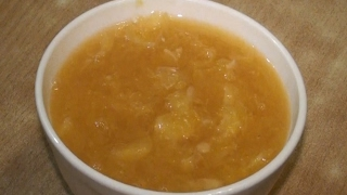 Соус апельсиновый для блинчиков и оладий