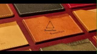 부오노파레의 메이킹 필름 영상입니다. 부오노파레의 제품(지갑)을 제작하는(가죽공예) 과정을 짧게 추려서 영상으로 보여줍니다.