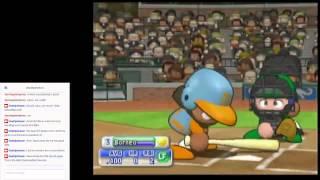 MLB Power Pros 2008 Season Mode Stream 1