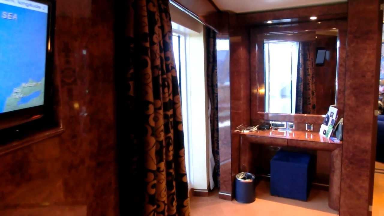 Royal Suite Nr 16008 Im MSC Yacht Club Der MSC Splendida