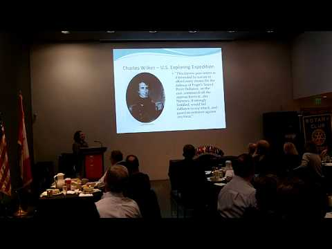 Melissa McGinnis  History of Point Defiance