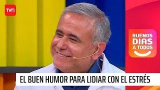 Doctor Ugarte y la importancia del buen humor para lidiar con el estrés | Buenos días a todos