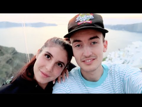 "diary [episode 27]: ""cute couple vacation video"" #3 - greece"