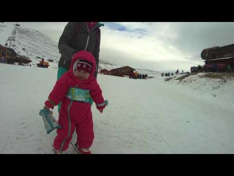 The Winter Holiday in Alpe d'Huez