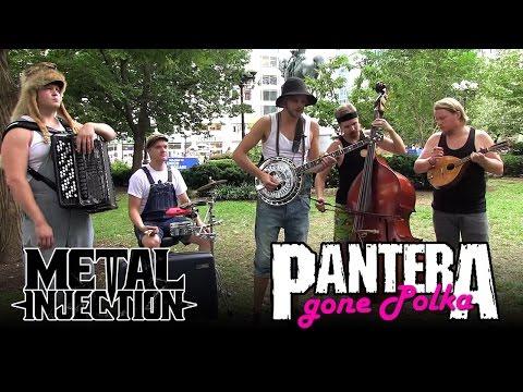 "PANTERA ""Cemetery Gates"" Gone Polka by STEVE 'N' SEAGULLS | Metal Injection"