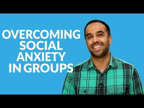 How To Deal With Social Anxiety In Group Settings With Neil Pasricha