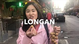 ASIAN FRUITS: 1 MIN CHINATOWN TOUR | Pham Bam Kitchen