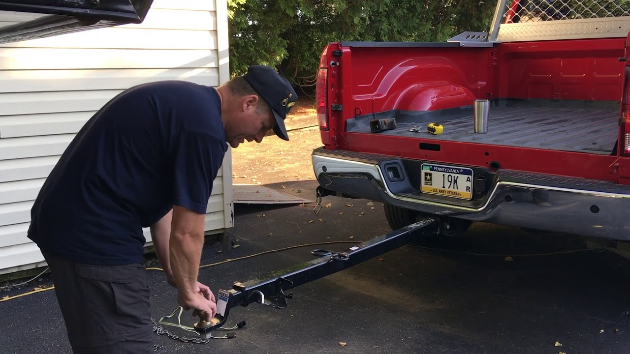Truck Camper How To Tow A Boat Keuka Lake Fishing Camplite