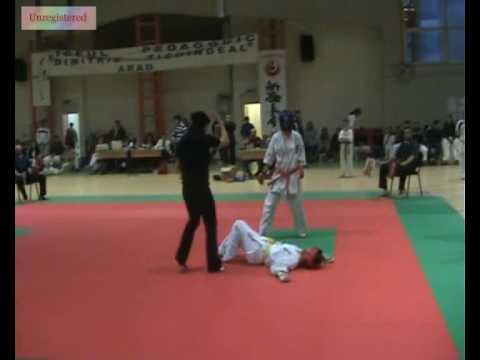 The fastest kyokushin KO ever - YouTube