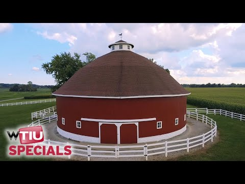 The Round Barn Capitol Of Indiana | A Rural Revolution | WTIU