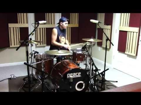 Alan Jackson - Good Time Drum Cover - HD - Studio Quality - Michael Rhodes
