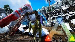22 УНИКАЛЬНЫХ ДИНОЗАВРА В ARK! ЧАСТЬ 1! ADDITIONAL CREATURES 2 - ОБЗОР МОДА  Ark: Survival Evolved