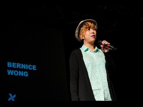 Beyond Borders: Bernice Wong At TEDxYouth@Singapore
