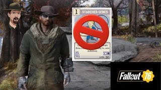 Fallout 76- Mutation Guide- Don't Waste Your Perk Cards on Starched Genes!