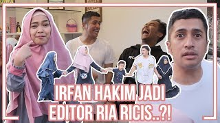 JANJI JADI HOST DI MEET N GREET RICIS..??! 😬