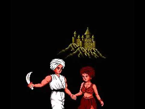 Aladdin 3 NES (Unl) (Magic Carpet 1001) Real Time Playthrough