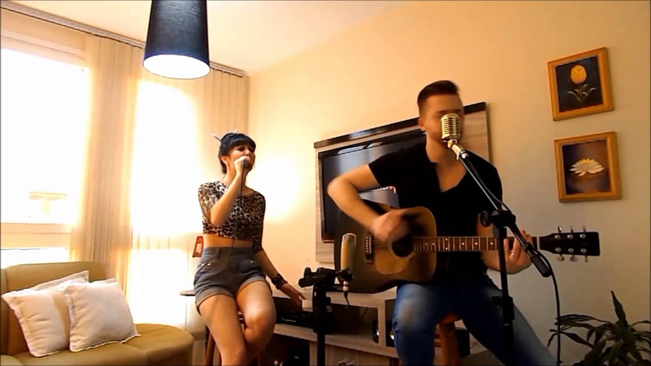 Clean Bandit - Rather Be - Cover by Overdriver - Andy McKee Style