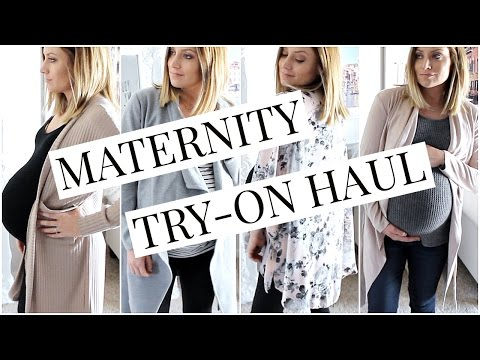 Download Youtube: Maternity Fashion Try-On Haul Fashion Nova | Kendra Atkins