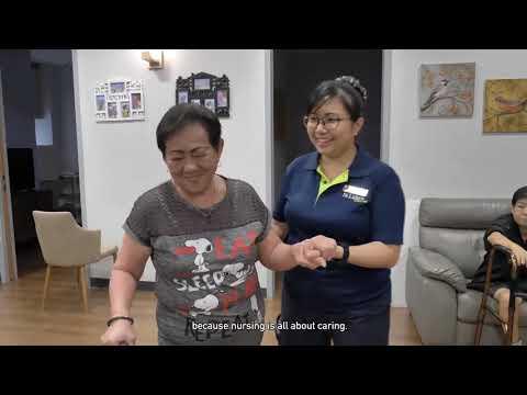 St Lukes Elder Care  Singapore -  Happy Nurse's Day
