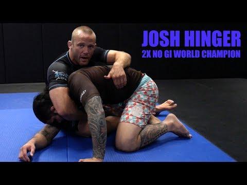 Josh Hinger - No Gi World Champion Series Preview