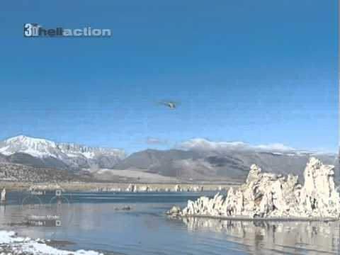 3D-Heli-Action: Looping und