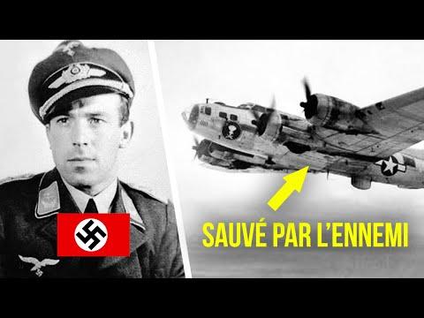 Le pilote allemand qui a risqu sa vie pour sauver un bombardier amricain (1943) - HDG #17
