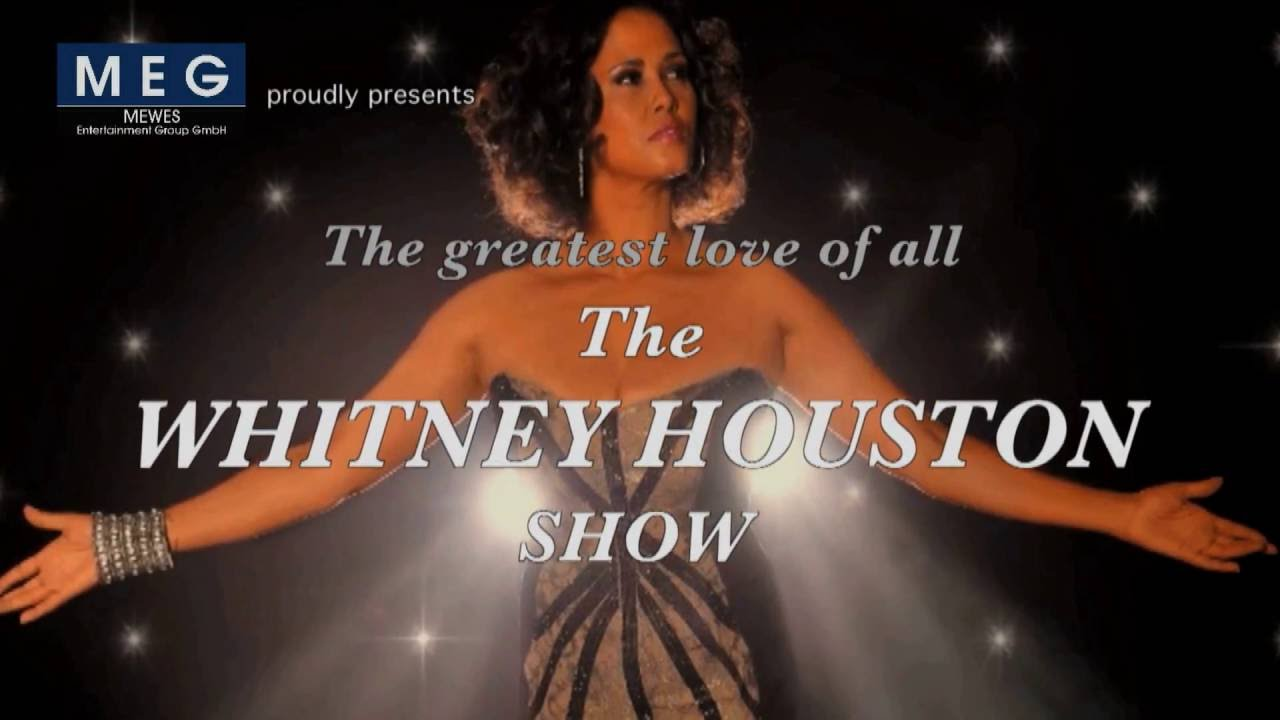 The Greatest Love Of All The Whitney Houston Show Promotional