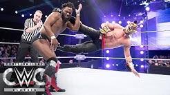 Rich Swann vs. Lince Dorado – Zweitrundenmatch: Cruiserweight Classic, 24. August 2016