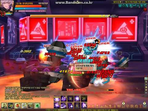 [Elsword] Lunatic Psyker - Add's Energy Fusion Theory Dungeon