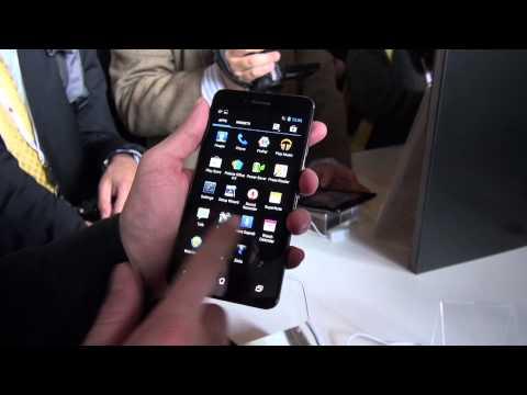 Asus Padfone Infinity Hands On - Deutsch