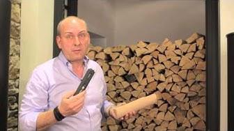 Das richtige Brennholz für den Kaminofen