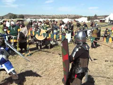 Tournament of the Outlands, Estrella 2007 part one
