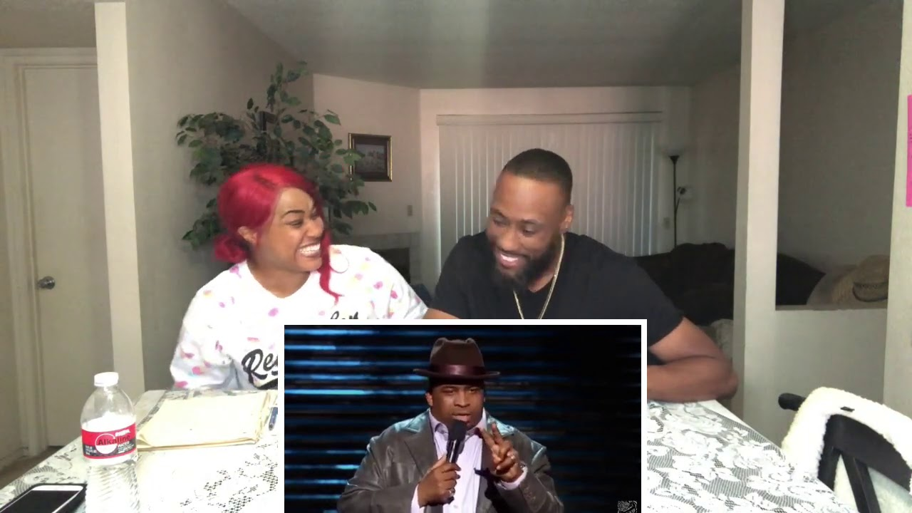 SO THATS HOW U FEEL! PATRICE O'NEAL- ELEPHANT IN THE ROOM (REACTION VIDEO)