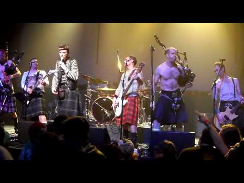 The Real McKenzies - Bugger Off