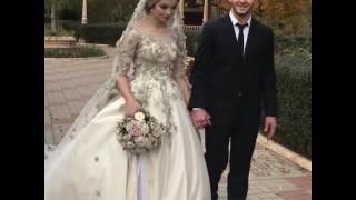 Самая красивая и богатая кавказская свадьба / шикарная невеста в шикарном свадебном платье
