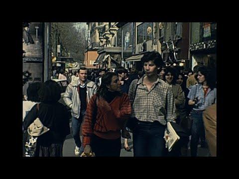 Paris 1980 archive footage
