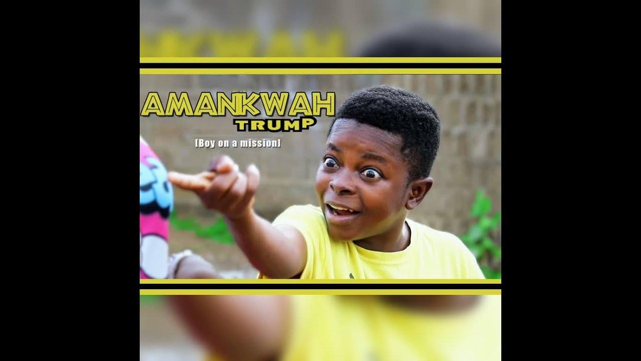 I am 17 years - Amankwah Trump