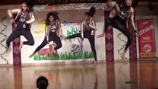 Wi Wi Wi Wi Wifi  &  Vaadi En Tamil Selvi Dance Pongal 2017
