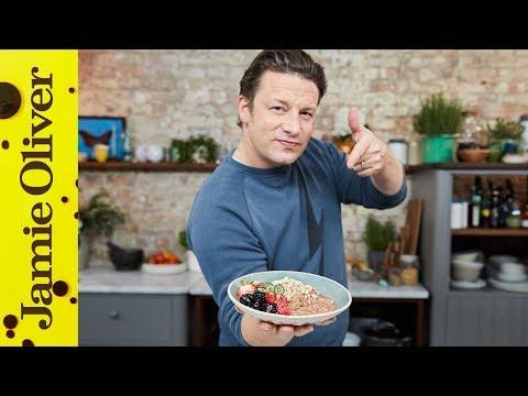 BEST BIRCHER MUESLI | Jamie Oliver