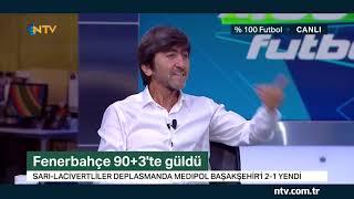 % 100 Futbol Medipol Başakşehir- Fenerbahçe 24 Ağustos 2019