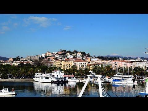 La Spezia - Walking Tour (With Costa Diadema)