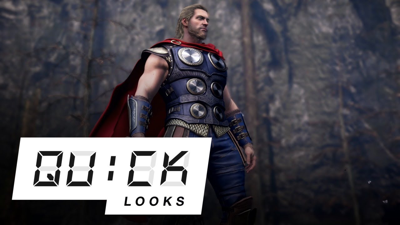 Marvel's Avengers: Quick Look (Video Game Video Review)