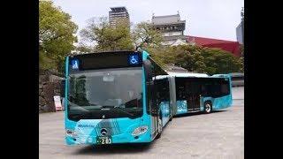 連接バスお披露目内覧会 西鉄バス北九州