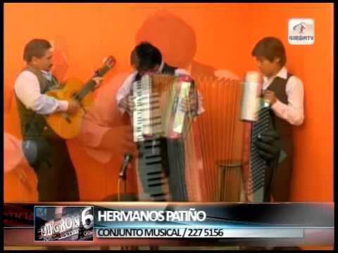 Los hermanos Patiño y la música para carnaval