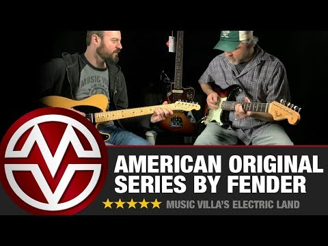 Fender American Original Series for 2018 - An Electric Land Review