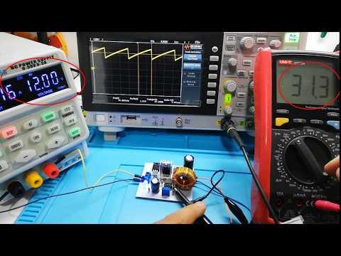 convertidor CC - CC tipo Boost con el integrado UC3843 #2 (PRACTICO)