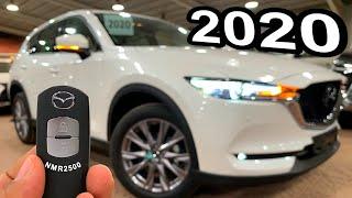مازدا 2020 CX 5 دفع رباعي فل رادار