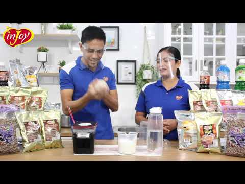 Milk Tea Business Kit Video Tutorial