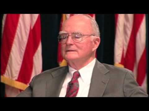 William Ruckelshaus explains why he refused to fire Watergate Special Prosecutor Archibald Cox
